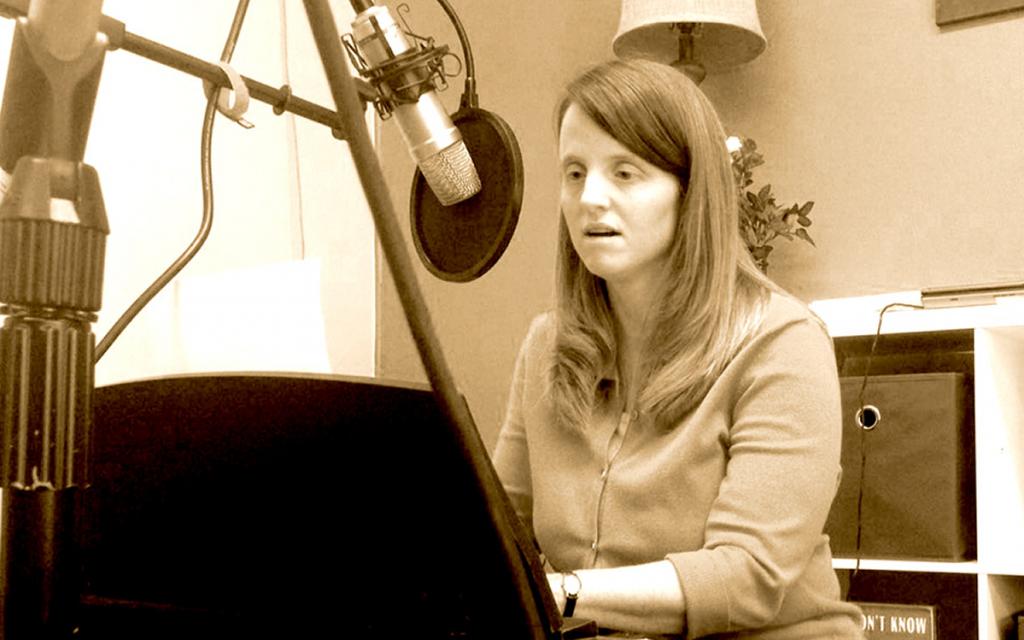 """Jill Swallow: """"Rezar cantando, cantar rezando"""""""